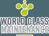 Logo world class maintenance camino