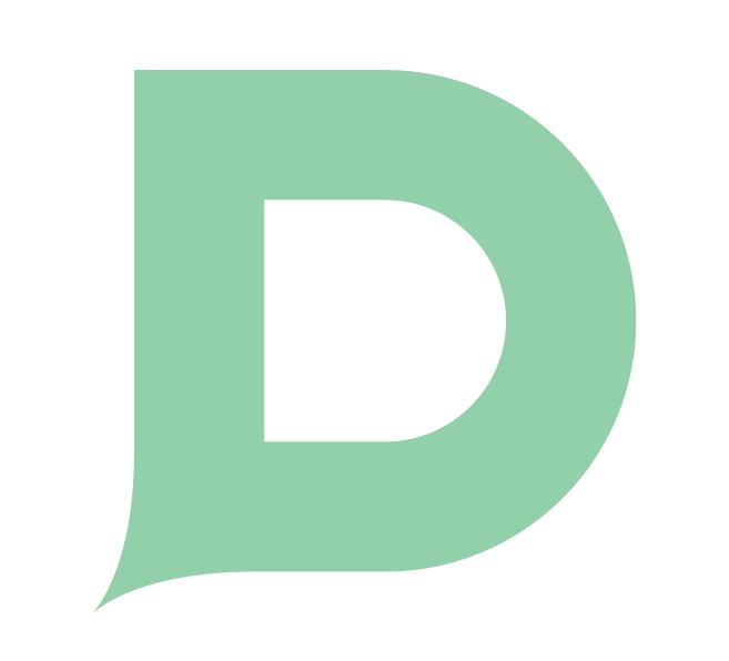 logo donna van de ven tekst en content